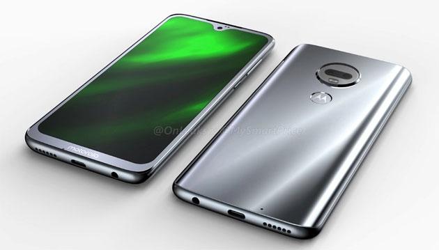 Motorola Moto G7, primi render e specifiche