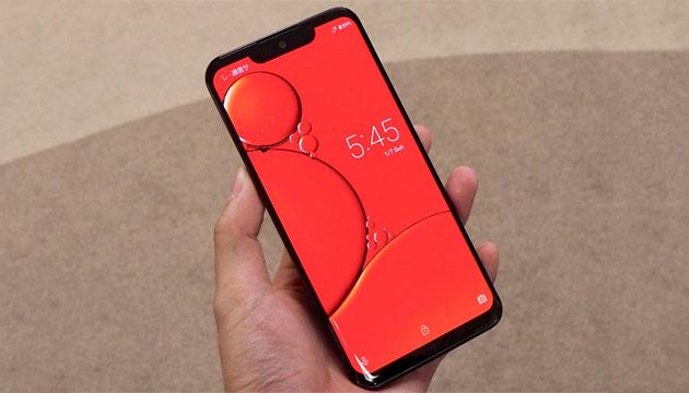 Sharp Aquos Zero, smartphone col primo display OLED curvo di Sharp