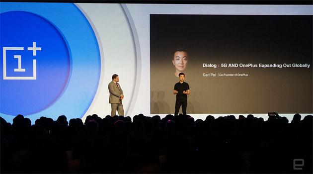 Da OnePlus uno dei primi smartphone 5G nel 2019, non sara' OnePlus 7 (aggiornato)