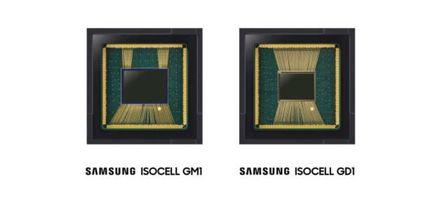 Samsung presenta Bright GM1 e GD1, sensori di immagine ISOCELL da 0,8um per smartphone