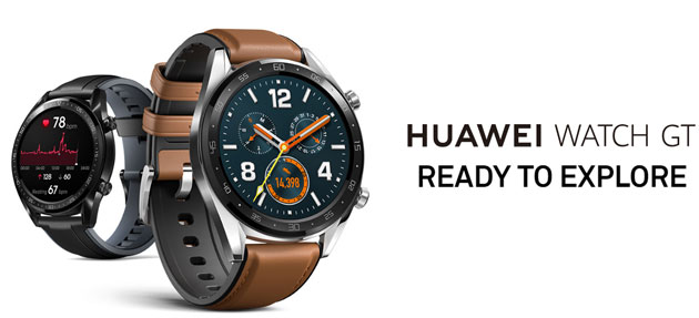 Foto Huawei lancia Watch GT e Band 3 Pro
