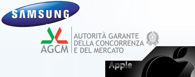 Agcm sanziona Apple e Samsung per aggiornamenti software che hanno procurato problemi e-o ridotto le funzionalita' di alcuni cellulari