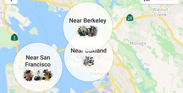 Facebook tramite Instagram potrebbe iniziare a tracciare la cronologia delle posizioni degli utenti
