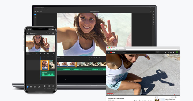 Adobe annuncia Premiere Rush CC per iOS e Android e Photoshop CC per Apple iPad