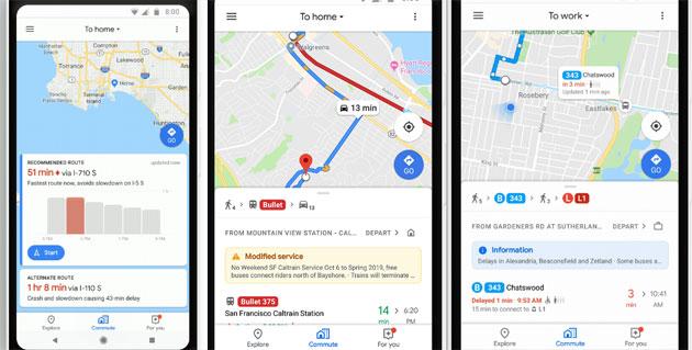 Google Maps ha nuove funzioni per pianificare ogni tappa del viaggio