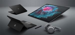 Microsoft Surface Pro 6 e Laptop 2 in Italia. Surface Studio 2 e Headphones non ancora