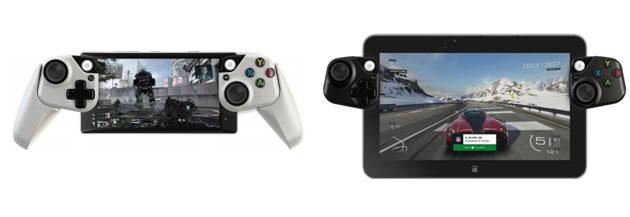 Microsoft sperimenta controller modulare per dispositivi mobili