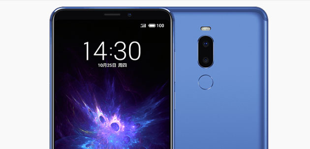 Meizu Note8 ufficiale con display dual camera, display 6 pollici, Snapdragon 632
