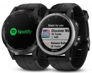 Foto Spotify sui wearable Garmin