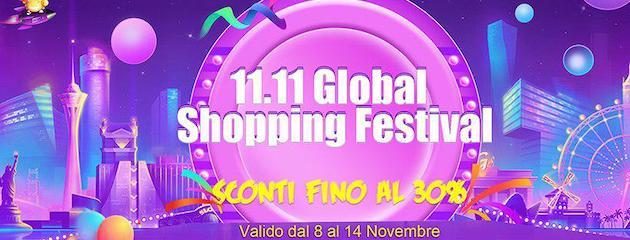Honorbuy annuncia il Global Shopping Festival, sconti ed accessori omaggio
