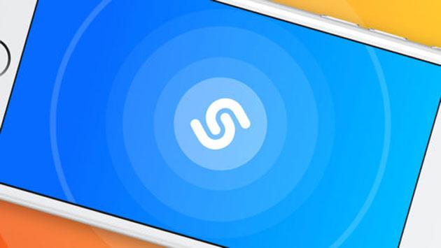 Shazam nelle Storie di Instagram