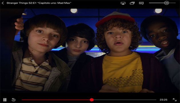 Netflix cambia il modo guardare su iPhone e iPad i video
