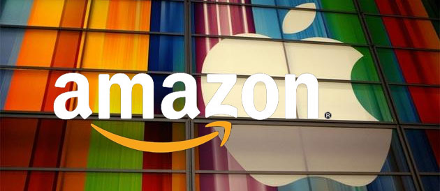 Foto Accordo Amazon-Apple per vendere iPhone, iPad e altri prodotti Apple su Amazon