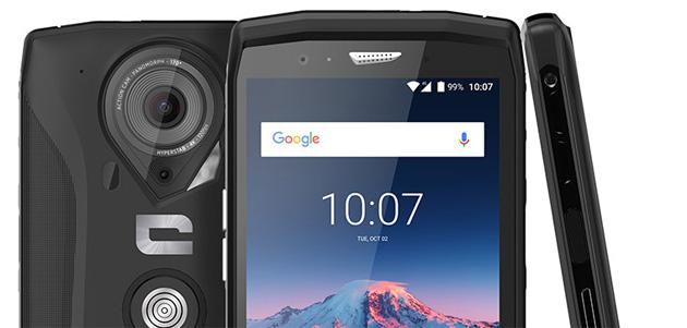 Crosscall Trekker-X4, smartphone che serve da action cam