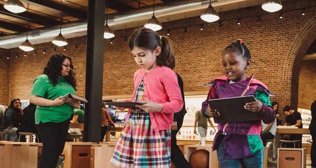 Apple Computer Science Education Week 2018: sessioni gratuite di coding negli Apple Store