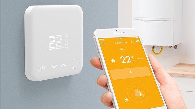 Recensione Termostato e valvole termostatiche Tado, risparmiare rendendo il riscaldamento Smart