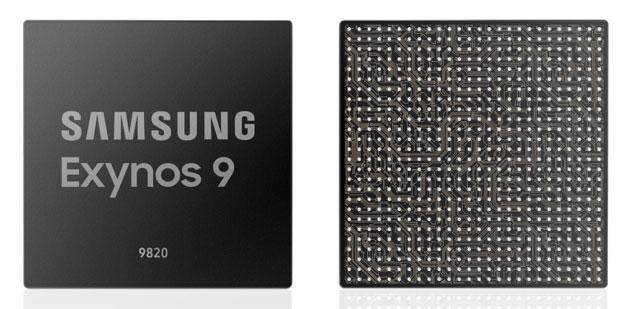 Samsung annuncia Exynos 9820 con NPU avanzata e modem LTE a 2Gbps
