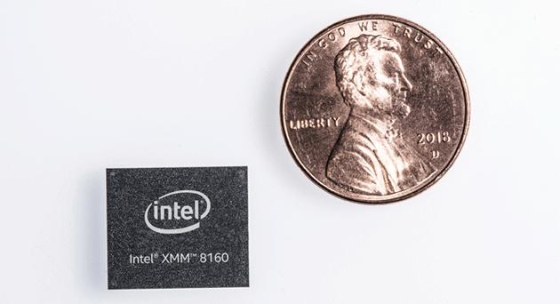 Intel annuncia modem XMM 8160 5G Multimode anche per smartphone. Sul mercato dal 2020