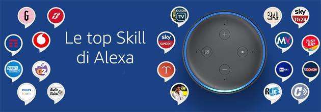 Amazon Alexa: come cercare, scaricare e installare Skill