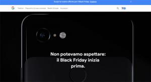Black Friday 2018 su Google Store: le offerte