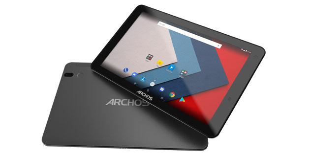 Archos annuncia Oxygen 101 S, tablet con Android 9 Pie
