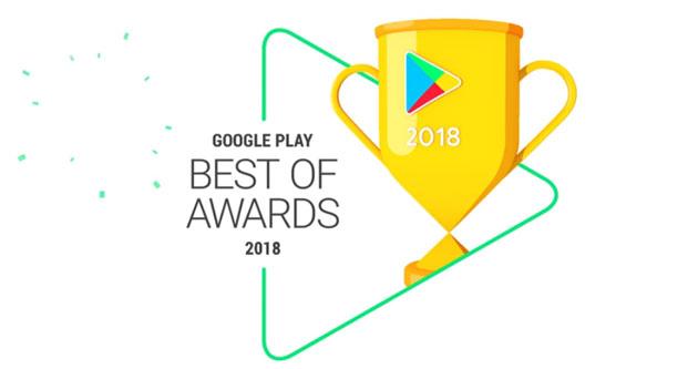 Google Play Best Of 2018: App, Giochi, Film e Libri migliori del 2018 su Google Play