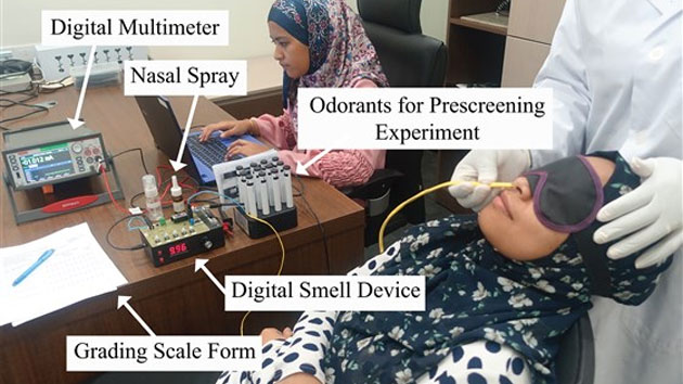 Odori digitali in sviluppo, comunicazioni e video saranno anche olfattivi