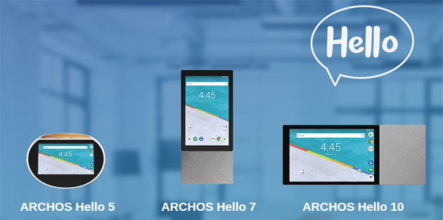 Archos Hello, smart speaker con assistente anche per gestire casa disponibile in Italia