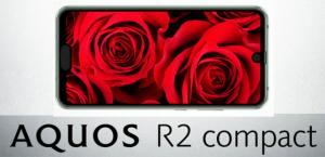 Sharp Aquos R2, smartphone con doppia notch