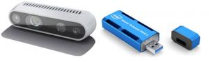 Intel lancia Neural Compute Stick 2 e RealSense Depth D435i