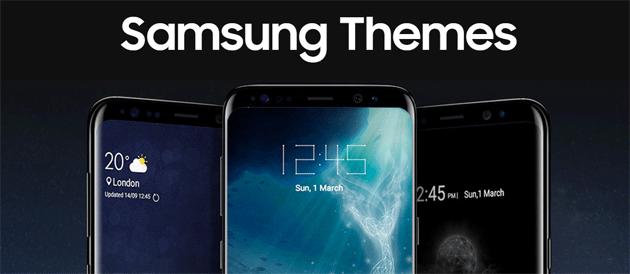 Samsung su Android 9 Pie limita uso dei temi gratuiti a 14 giorni