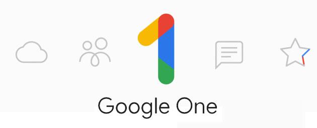 Google One, come funziona il servizio di archiviazione Coud di Google