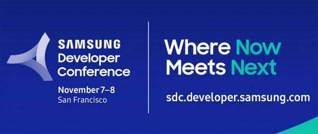 SDC 2018, temi della Samsung Developer Conference 2018 (7-8 novembre)