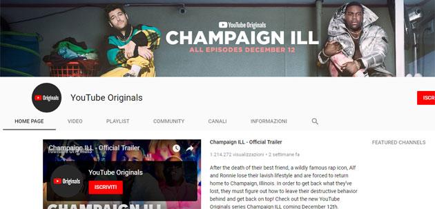 Youtube Originals, accesso gratuito ai contenuti senza Premium grazie agli annunci dal 2020
