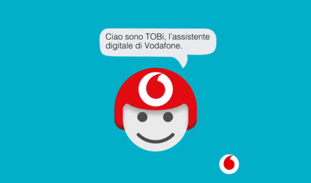 Vodafone porta l'assistente Tobi su Whatsapp per clienti e non