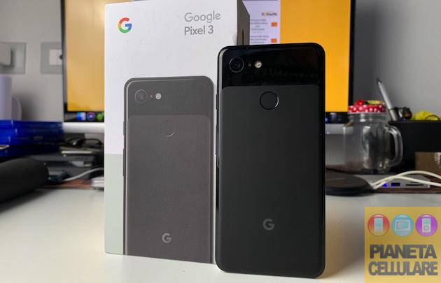 Recensione Google Pixel 3, fotocamera e prestazioni al top