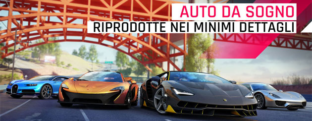 Foto Asphalt 9: Legends gira a 60 fps su iPhone Xs e iPhone Xs Max