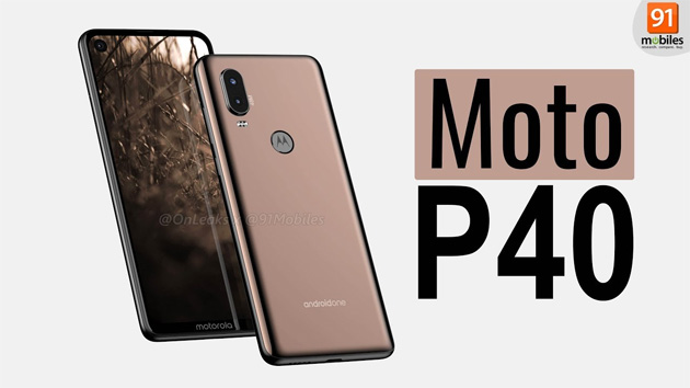 Motorola P40, dopo i render emerse le specifiche