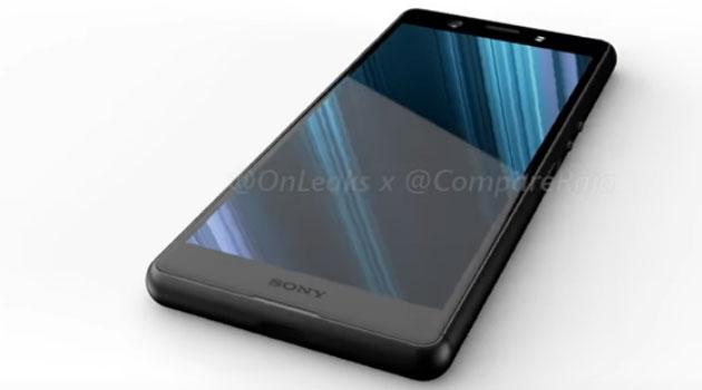 Sony Xperia XZ4 Compact con Snapdragon 855 potrebbe somigliare a questo