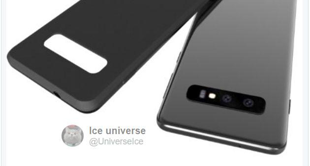 Galaxy S10 tra Snapdragon 855, Display Infinity-O con notch, tripla fotocamera, lettore impronte su schermo e variante 5G