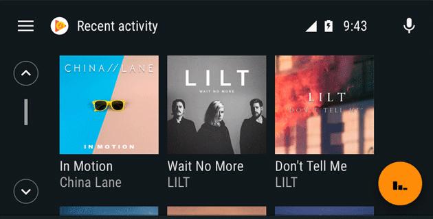 Android Auto offre nuove opzioni per messaggistica e musicanalita