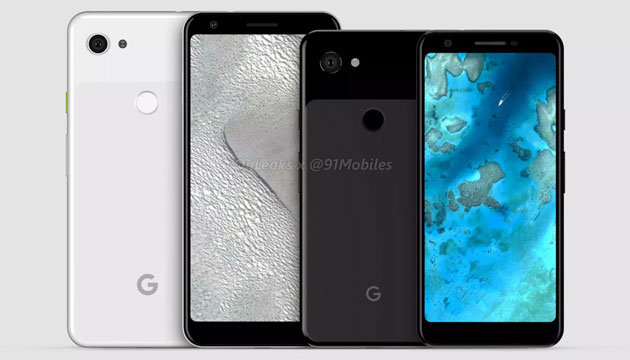 Foto Google Pixel 3 Lite, presunte specifiche e design rivelati in video