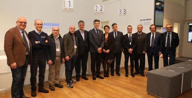 Samsung Customer Service, apre centro di assistenza brandizzato Samsung a Napoli