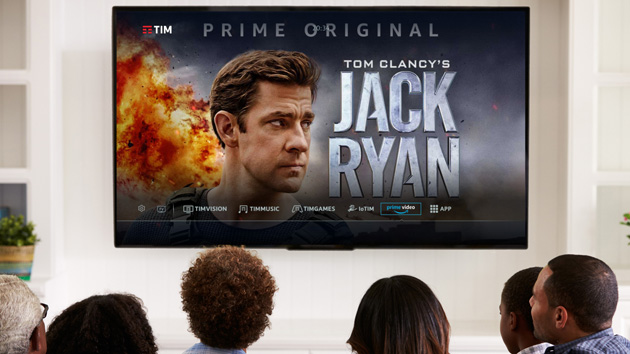 Amazon Prime Video su TIM Box