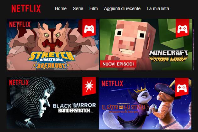 Contenuti interattivi Netflix, cosa sono e come guardarli