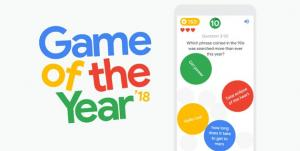 Google Game of the Year 2018, simpatico gioco sulle ricerche di tendenza del 2018