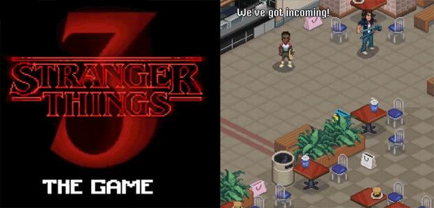 Stranger Things 3: Il Gioco ufficiale per iOS e Android ora disponibile