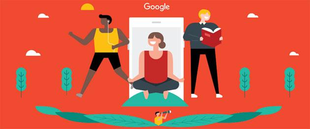 Google Fit lancia sfida per iniziare il 2019 verso una vita piu' sana e attiva