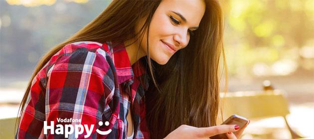 Vodafone Happy New Year, un regalo al giorno su app MyVodafone dal 1 al 6 gennaio 2019