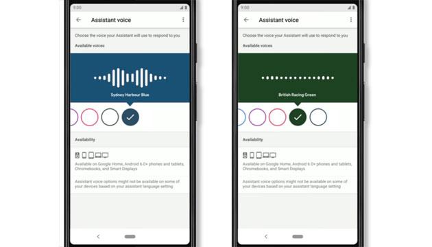Google Assistant parla gli accenti Australiano e Britannico